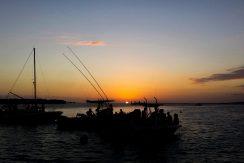 caracoles-sunset